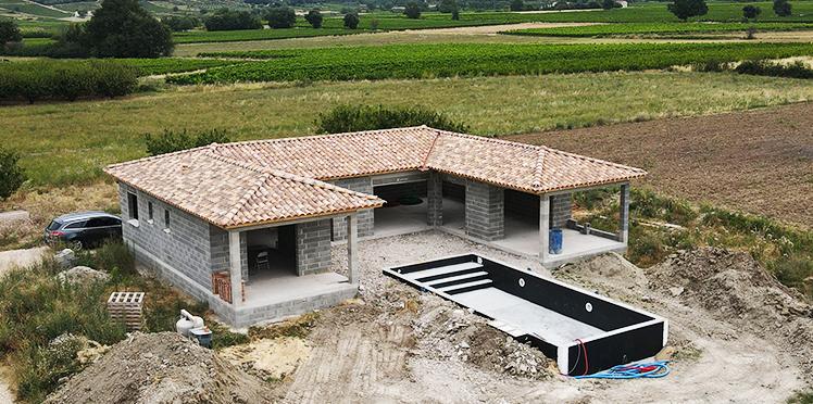 Huis bouwen in Frankrijk
